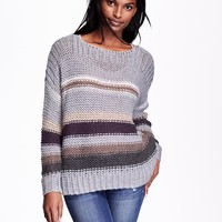 Old Navy Textured Sweater