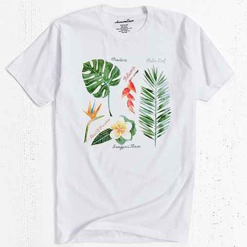 Leaf Diagram Tee