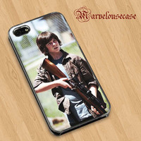 Carl Grimes The Walking Dead custom case for all phone case