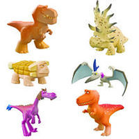 The Good Dinosaur Collectible Figures 6 pack - Butch's Pack