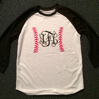 Take Me Out to The Ball Game In Monograms Shirt