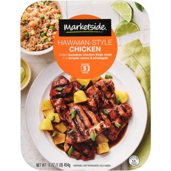 Marketside Hawaiian-Style Chicken, 1lb - Walmart.com