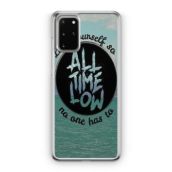 All Time Low Collage Samsung Galaxy S20 Case