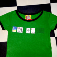 SWEET LORD O'MIGHTY! SOLITAIRE RINGER TEE