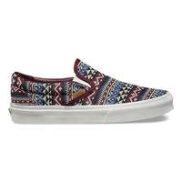 Blanket Weave Slip-On | Shop Shoes At Vans