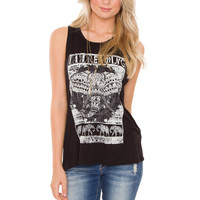 Daydreaming Top - Black