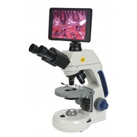 Advanced Compound Microscope with Tablet (M10T-MCS-S) | Science Supply