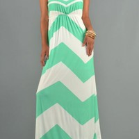 The Moment Perfected Maxi Dress