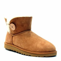 Whosaleonline UGG Australia Mini Bailey Button Ugg