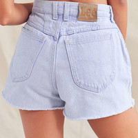 Urban Renewal Recycled Lee Denim Mom Short | Urban Outfitters