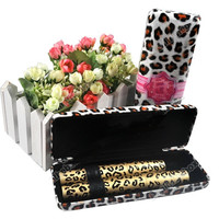 Black 2 Magic Leopard Lashes Fiber Mascara Brush Eye Long Makeup Eyelash  D_L = 1708682884