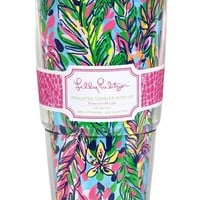 Lilly Pulitzer Insulated Travel Tumbler - Pink