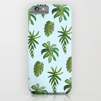 House Plants iPhone & iPod Case by Sara Combs