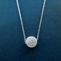 Karma, Circle, Gole/ Silver, Necklace