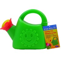Ray Padula Grow with Me Kids Gardening Sunny the Watering Can-RP-STWC - The Home Depot
