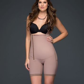 Strapless Body Shaper with Hooks