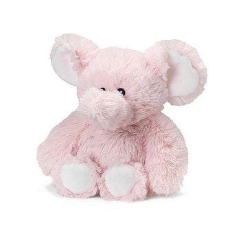 "Warmies® 13"" Pink Elephant - CP-ELE-3"
