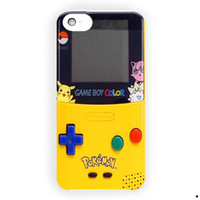 Pokemon Pikachu Cool Animation M For iPhone 5 / 5S / 5C Case