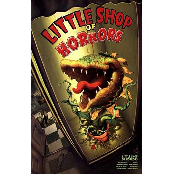 Little Shop Of Horrors 11x17 Broadway Show Poster