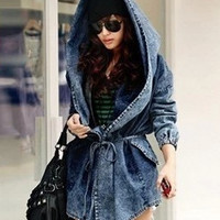 FASHION JEANS COAT