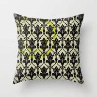 Sherlock Poster 1 Throw Pillow by Fabio Castro | Society6