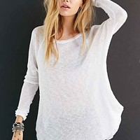 Silence + Noise Layered Tunic Top-