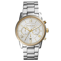 Michael Kors Men's Stainless Steel Hawthorne Watch - Gold/Silver