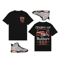 MadThoro T Shirt Grey Infrared