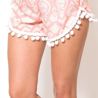 Pom Pom Short from Wonderland Honolulu at Edith Hart - Edith Hart