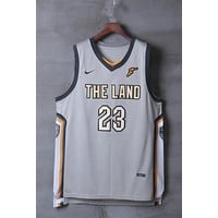 Cleveland Cavaliers #23 LeBron James Nike City Edition NBA Jerseys