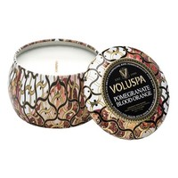 Voluspa 'Maison Noir' Petite Decorative Tin Candle
