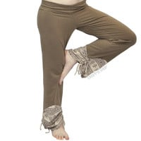 Om Yoga Pants on Sale for $39.95 at HippieShop.com