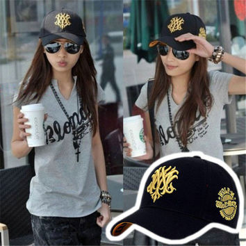Fashion Cotton Outdoor Sport Golf Leisure Baseball Cap