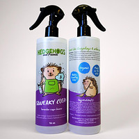 Squeaky Clean Lavender Cage Cleaner - 16oz