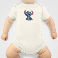 Chibi Stitch Onesuit by Katie Simpson   Society6
