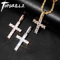 Iced Out Cross Chain