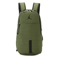 Jordan NIKE Fashion School Laptop Sport Shoulder Bag Satchel Travel Backpack-3