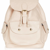 Suede Backed Mini Backpack