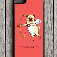 I Pug Love iPhone 6 Case