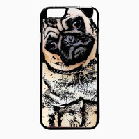 pugs alot dog 45ff8354-b5d8-4602-8419-3e298435f2e7 For iPhone 6 plus Case *02*