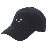 EMBROIDERED 420 BASEBALL CAP