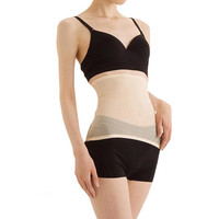 2017 Ultrathin Slimming Corset Staylace Tummy Shaper Waist Nude Belly Band