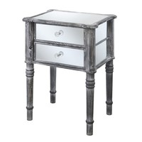 Convenience Concepts Gold Coast Mayfair End Table   Overstock.com Shopping - The Best Deals on Coffee, Sofa & End Tables