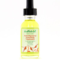 Anti-Bacterial Body Acne Treatment Acne Help Products Organic