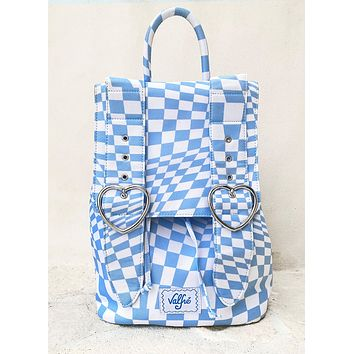 Checkmate Madeline Backpack (Baby Blue)