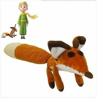 1pc 40cm The Little Prince plush dolls the little Prince and the fox stuffed animals plush education toys for baby