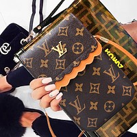 Hipgirls LV Small Bag Mini Bag Shoulder Bag i phone bag Louis Vuitton Coin Purse