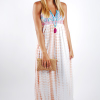 Never Wanted Anything More Maxi Dress