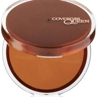 COVERGIRL Lasting Matte Pressed Powder, Golden Q410, 0.37 Ounce