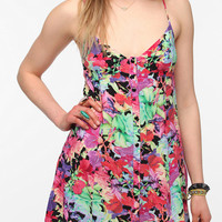 Urban Outfitters - Insight X UO Midnight Floral Dress